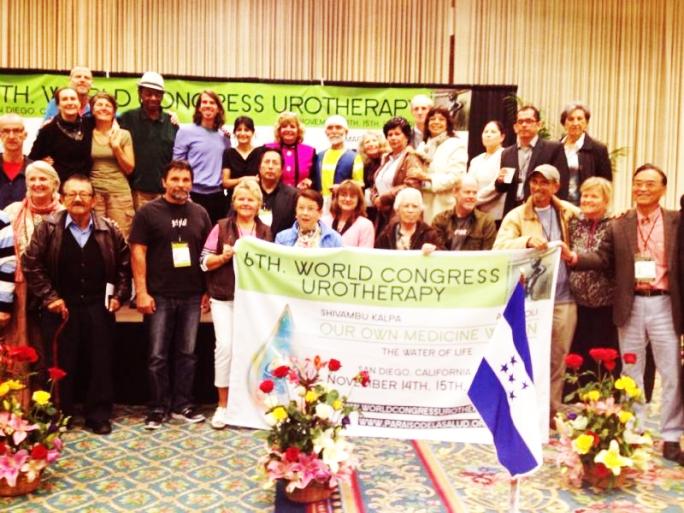 6 ° Congresso Mondiale di Urotherapy  nella città di San Diego, USA, 14,15,16 novembre 2013