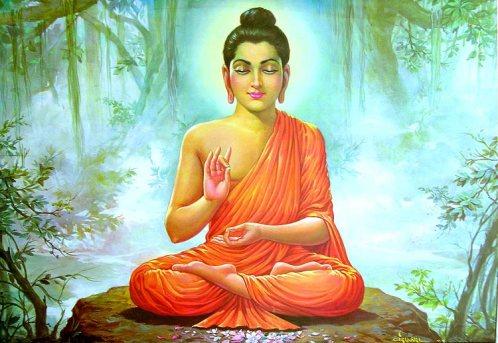 Gautama Siddharta, conosciuto come il Buddha