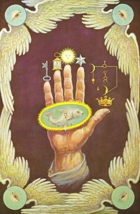 HAND OF MYSTERIES
